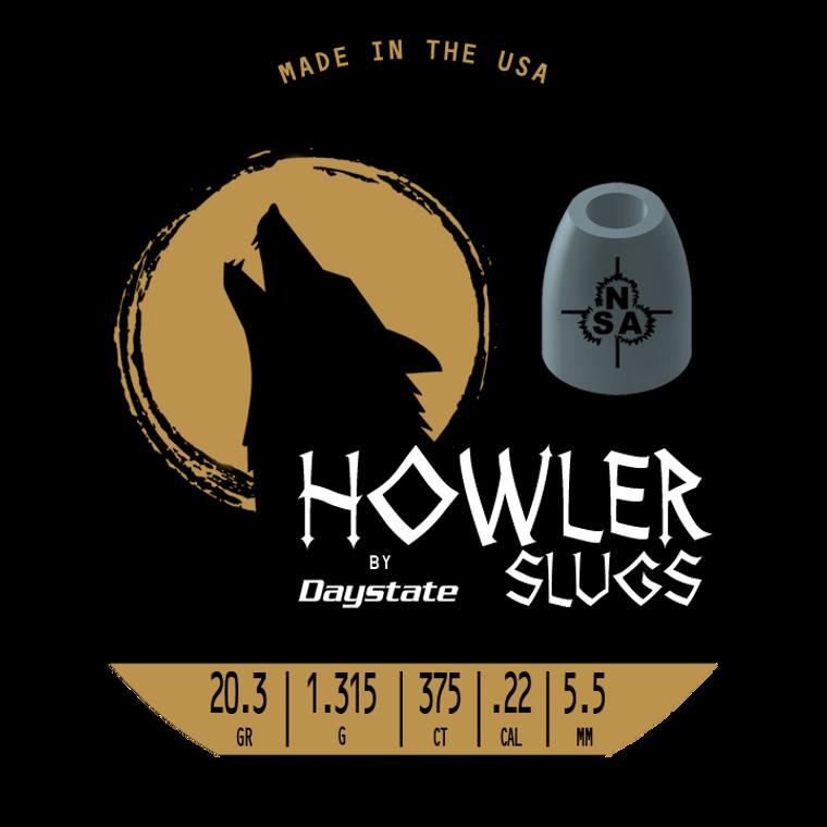 Daystate Howler Slug 22Cal
