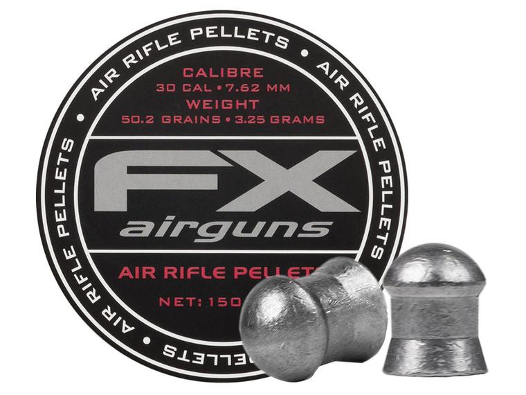 FX 30Cal 50.15GR Pellets 150CT