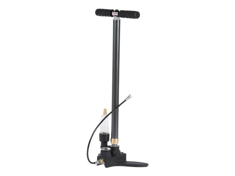 Hill MK5 Hand Pump W/Dry Air System full view. for sale at High Pressure Pneumatics