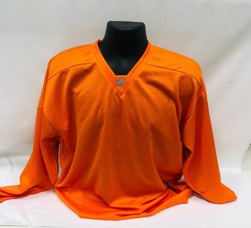 Firstar Rink Flow Hockey Jersey Intermediate Goalie Cut Orange