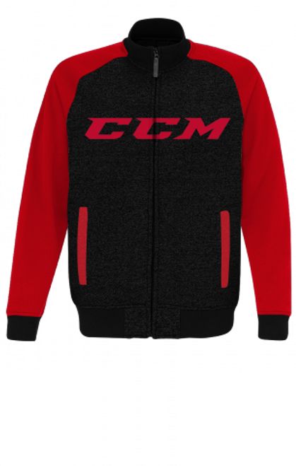 CCM Red Track Adult Jacket