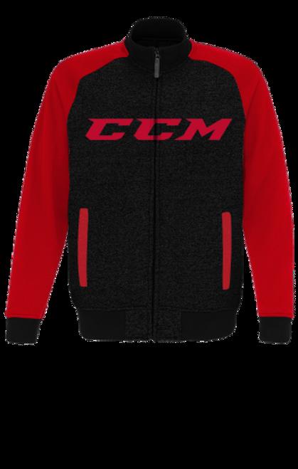 CCM Red Track Adult Jacket