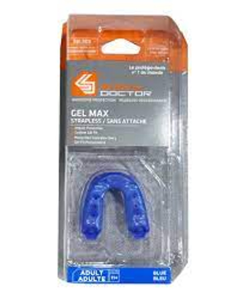Mouthguard - Gel Max - Adult Blue