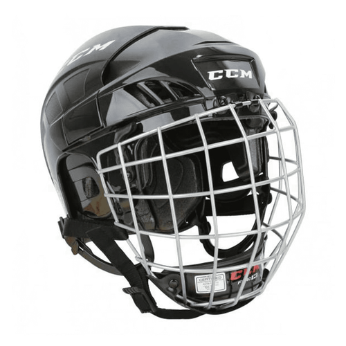 Helmet - CCM FL40 Combo