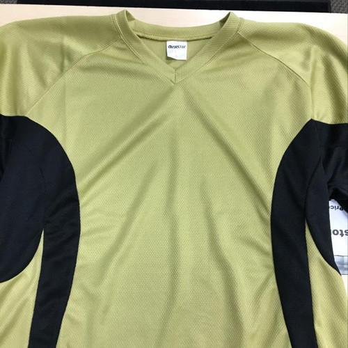 Firstar Rink Flow Hockey Jersey Color Vegas Gold / Black