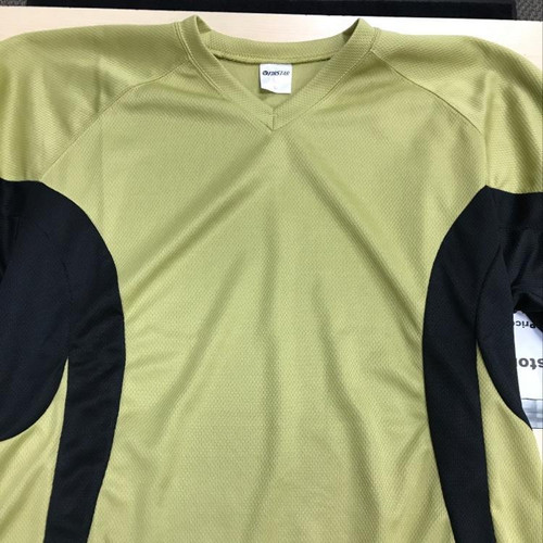 Firstar Rink Flow Hockey Jersey Color Vegas Gold / Black