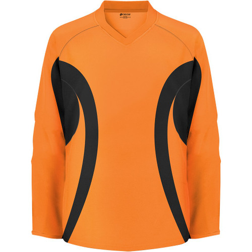 Firstar Hockey Jersey Orange / Black