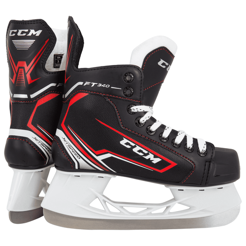 CCM Jetspeed FT340 Ice Youth Hockey Skates
