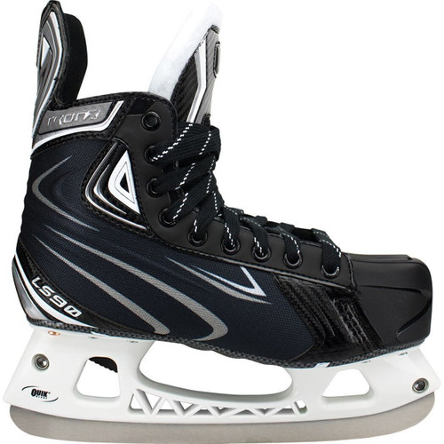 TronX LS90 Junior Ice Hockey Skates