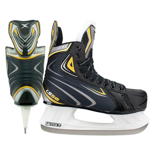 TronX LS50 Senior Ice Hockey Skates