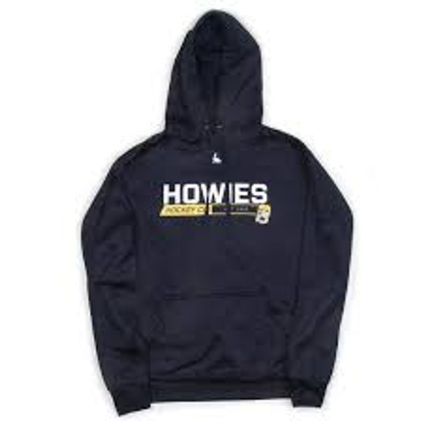 Hoodie - Howies - Two-Touch Performance - Navy