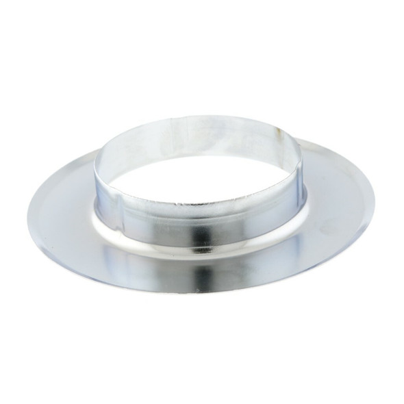 401 steel flush escutcheon chrome