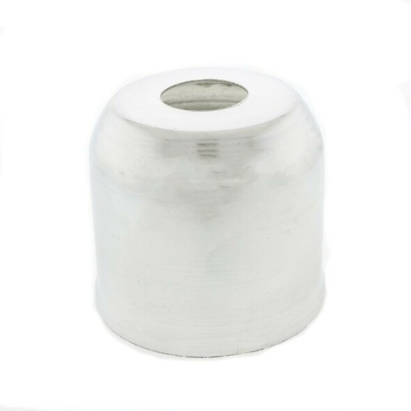 "401 aluminum standard cup fire sprinkler escutcheon 1/2"""