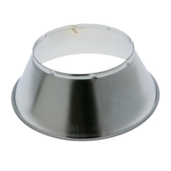 401 Steel Standard Fire Sprinkler Escutcheon Skirt - Chrome