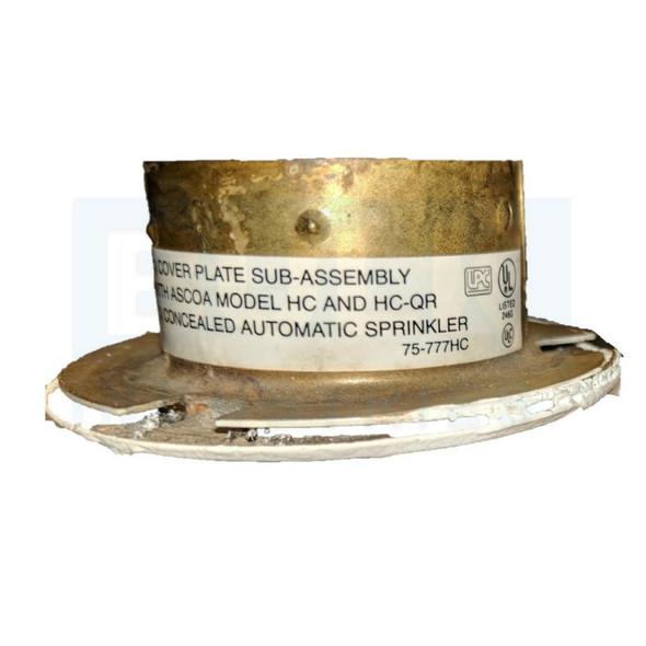 Ascoa HC and HC-QR Concealed Escutcheon 75-777HC