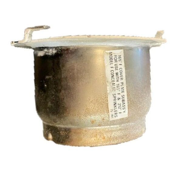 Ascoa Model F Concealed Escutcheon - 75-781
