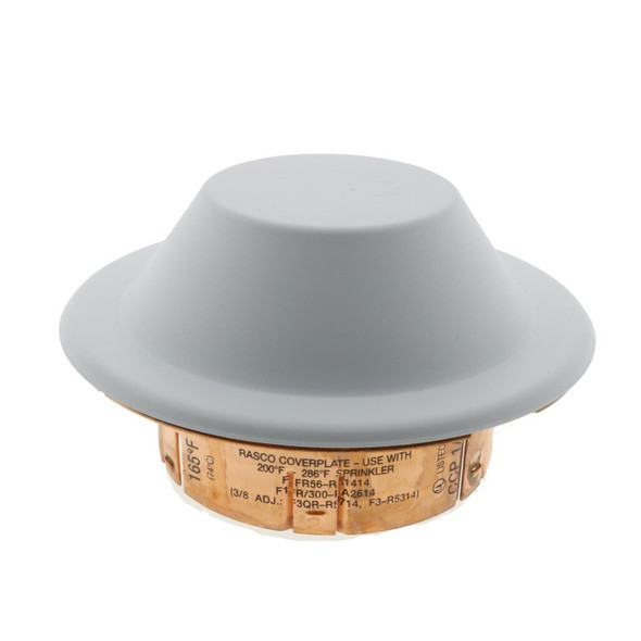 RASCO/Reliable Concealed Domed CCP Escutcheon - Available In Multiple Colors Temperatures And Types