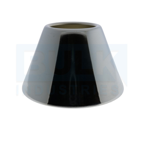 Tyco Institutional PH5 Style B2 Horizontal Sidewall Chrome Fire Sprinkler Escutcheon