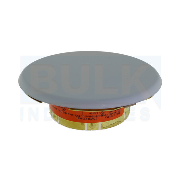 Viking Concealed 23463 Push On Large Cover Plate - Available In Multiple Colors 135 Degree