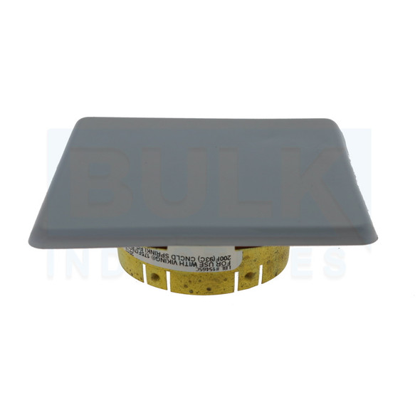Viking Concealed 23482 Push On Square Cover Plate - Available In Multiple Colors And Temperatures