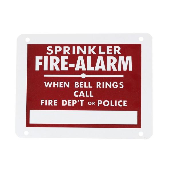 Call Fire Bell Sign