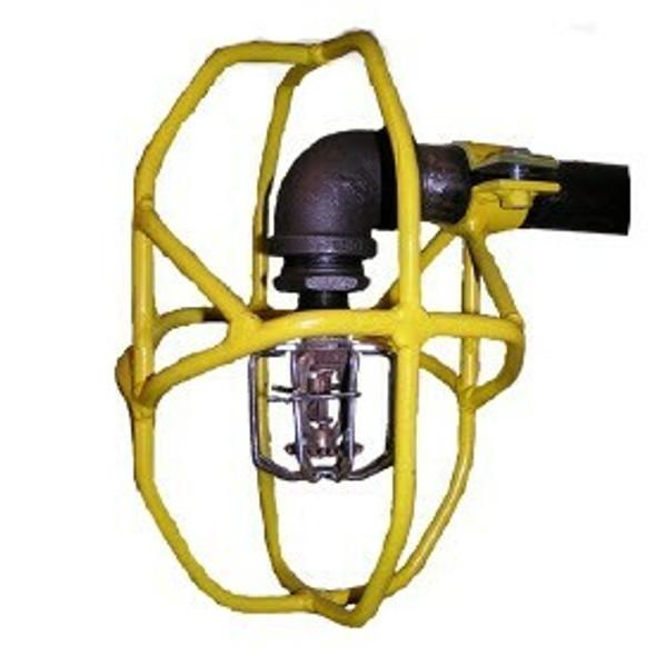 Extreme Duty Side Mount Fire Sprinkler Guard