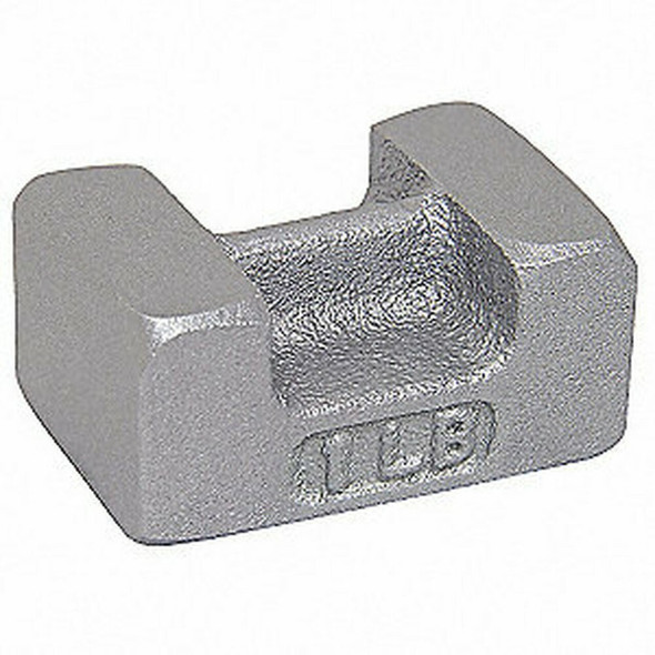 Scale Calibration Weight, Class 7, 1lb