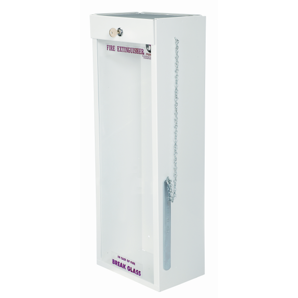 JL Classic Series Surface Mount Fire Extinguisher Cabinets - Available In Multiple Sizes