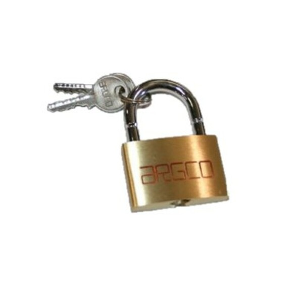 Breakaway Lock With Break Shackle ARGCO Keyed Alike - 32246672