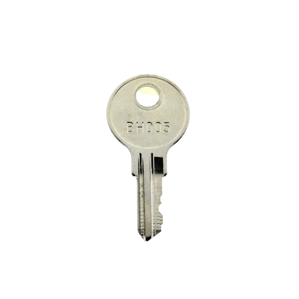 Key Replacement BH005 - Used For JL Cam Locks