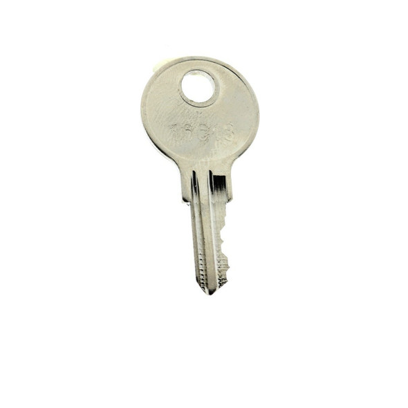Key Replacement 16613 For Cato Cam Locks