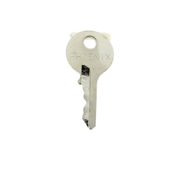 Key Replacement For Phoenix Brass Breakaway Lock Key: PhoenixBrassKey