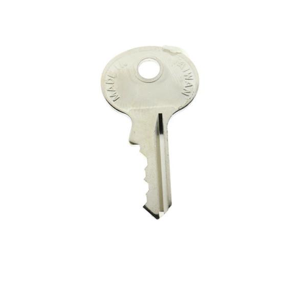 Key Replacement For Phoenix Steel Breakaway Lock Key: PhoenixSteelKey
