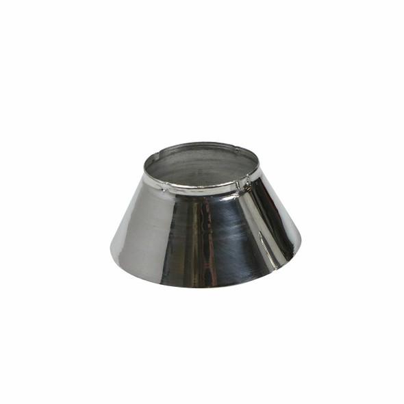 400 Aluminum Escutcheon Skirt - Chrome