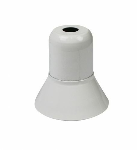 400 Aluminum Escutcheon Cup And Skirt Set - Available In Multiple Colors And Head Sizes
