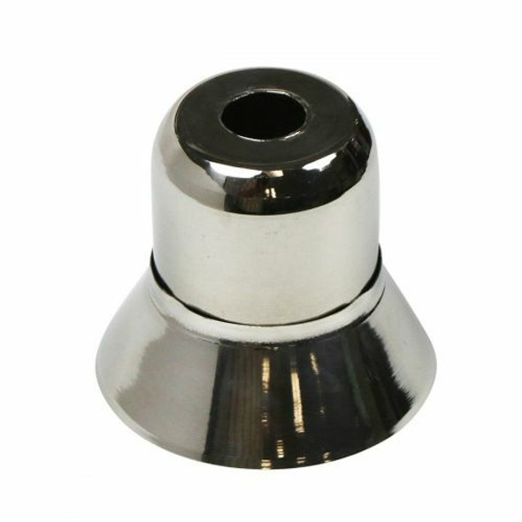 401 Aluminum Escutcheon Cup And Skirt Set - Available In Multiple Colors And Head Sizes