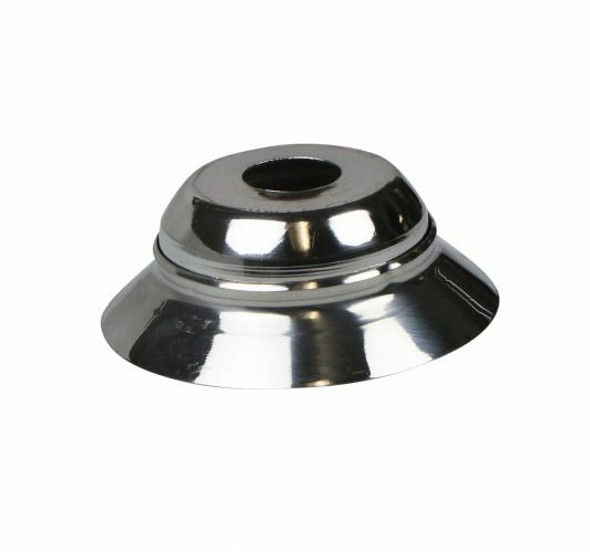 403 Aluminum Escutcheon Cup And Skirt Set - Available In Multiple Colors And Head Sizes