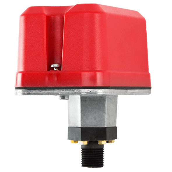 System Sensor EPS120-2 Alarm Pressure Switch 120psi With Two SPDT