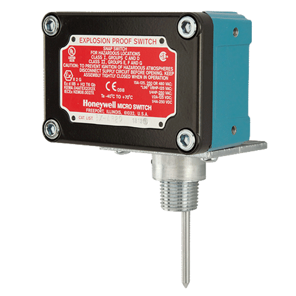 System Sensor PIBVEXP Explosion Proof Supervisory Tamper Switch For Butterfly and Post Indicator Valves PIV