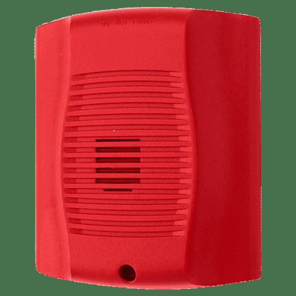 System Sensor HR SpectrAlert Advanced Wall Horn, Red, Old Style