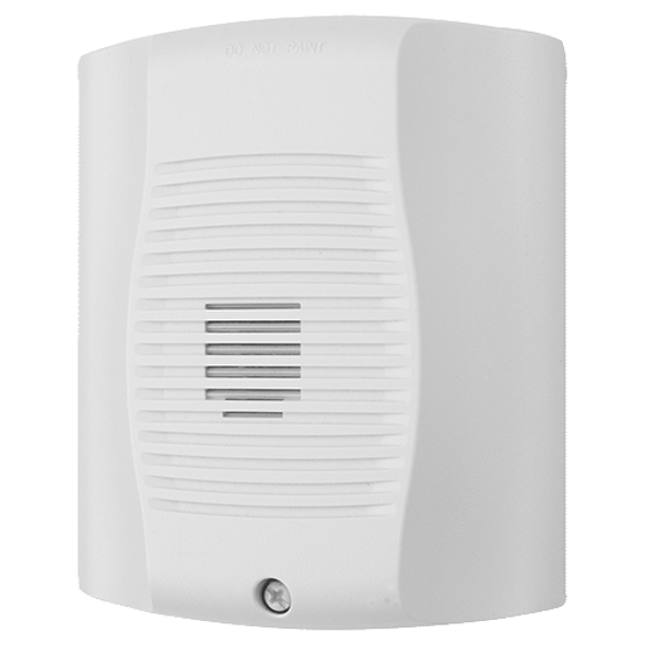 System Sensor HW SpectrAlert Advanced Wall Horn, White, Old Style