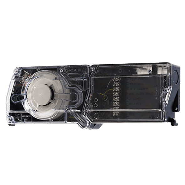 System Sensor D2 Duct Detector, Conventional, 2 Wire, Photoelectric, InnovairFlex, Rectangular