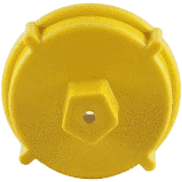 Generic Fire Hydrant Cap, Plastic, Available In Multiple Sizes