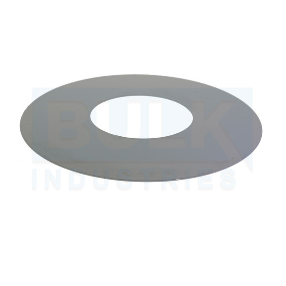 """Universal Escutcheon Extender Expansion Ring, 4 1/2"""" Flat - Available In Multiple Colors"""