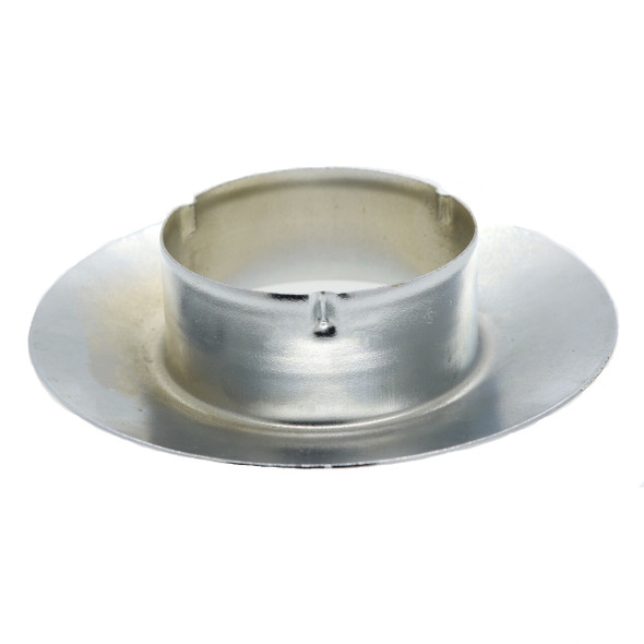 Custom Escutcheon Saucer - Available In Multiple Colors