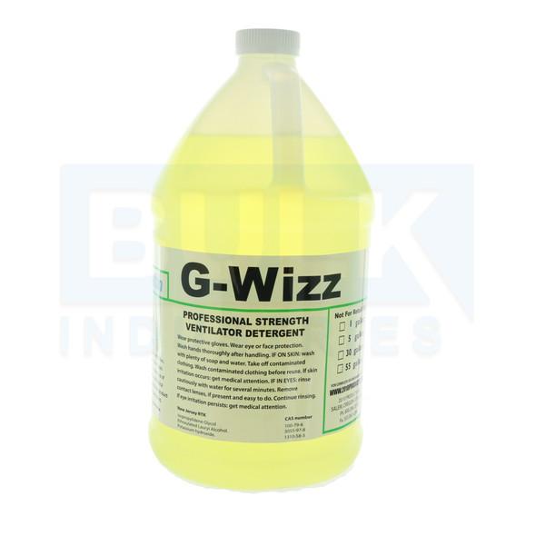 Halton G-Wizz Professional Strength Ventilator Detergent - Available In Multiple