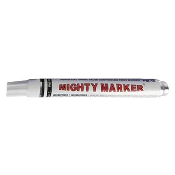 Industrial Paint Pen, Permanent, White