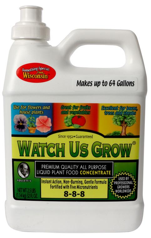 Follett's Watch Us Grow Quart