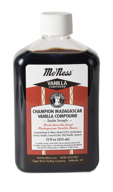 Champion Madagascar Vanilla Compound (12 oz)