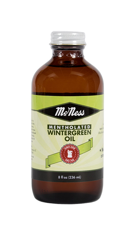 Mentholated Wintergreen Oil